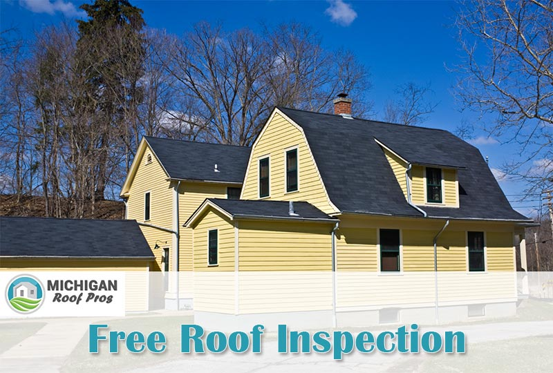 Free Roof Inspection 2