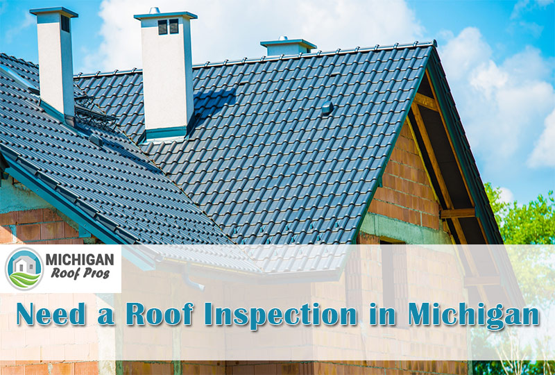 Need a Roof Inspection in Michigan 2