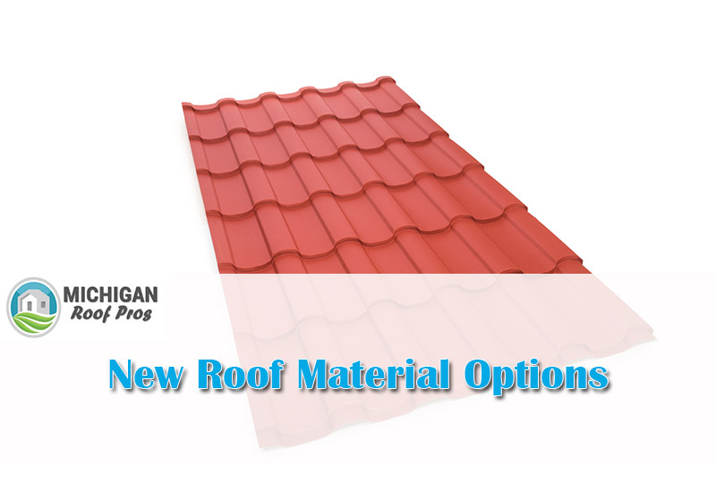 New Roof Material Options 2