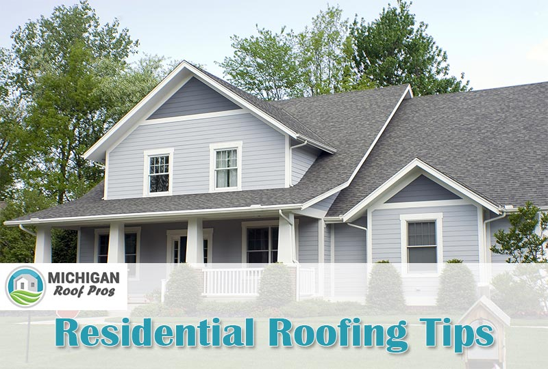 Residential Roofing Tips 2