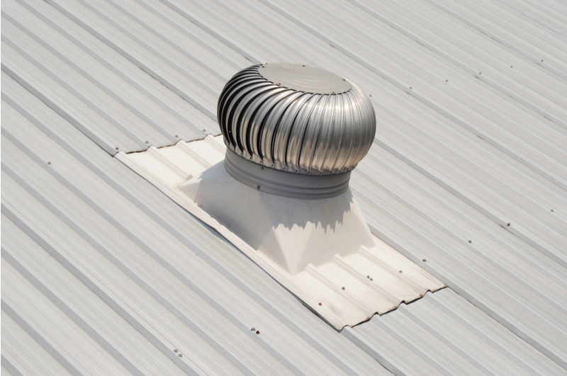 Ventilation in Your Roof