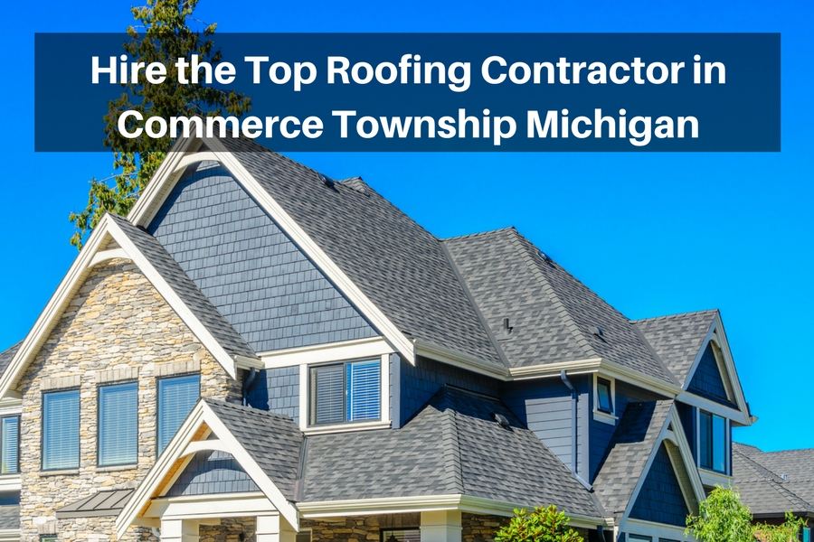 7 Popular Siding Materials To Consider: Hire The Top Roofing Contractor In Commerce Township Michigan